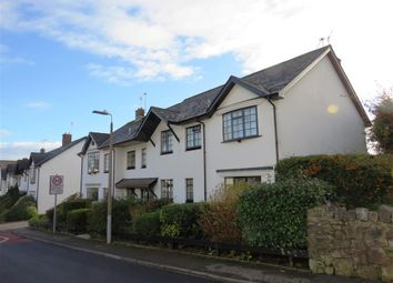 Thumbnail 2 bed flat to rent in Britway Road, Dinas Powys