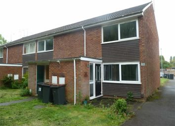 Thumbnail 2 bedroom maisonette for sale in Rectory Drive, Exhall, Coventry