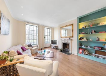 Thumbnail 3 bed flat to rent in Clapham Common South Side, London