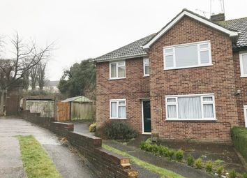 Thumbnail 2 bed maisonette for sale in 16 Farmdale Avenue, Borstal, Rochester, Kent