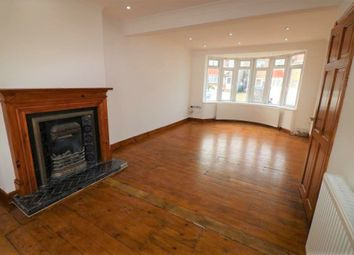 Thumbnail 3 bed terraced house to rent in Kirkland Avenue, Clayhall, Ilford