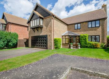 Thumbnail 5 bed property for sale in Thatcher Stanfords Close, Melbourn, Royston, Cambridgeshire