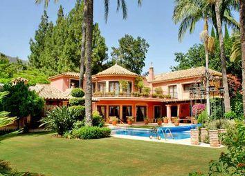 Thumbnail 5 bed villa for sale in Rocio De Nagüeles, Marbella Golden Mile, Costa Del Sol