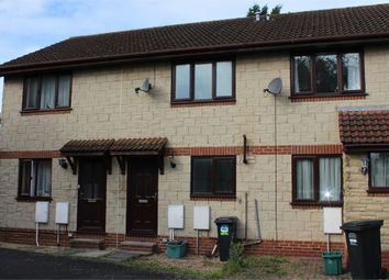 Thumbnail 2 bed terraced house for sale in Appletree Court, Worle, Weston-Super-Mare, Somerset
