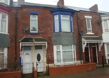 Thumbnail 3 bed flat to rent in Dean Road, South Shields