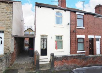 Thumbnail 2 bedroom end terrace house for sale in Chapel Street, Greasbrough, Rotherham, South Yorkshire