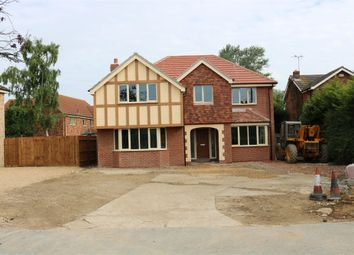 Thumbnail 5 bed detached house for sale in Mill Drove, Bourne