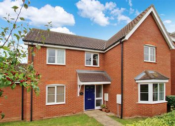 Thumbnail 4 bed detached house for sale in Ropes Drive, Grange Farm, Kesgrave, Ipswich