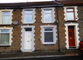 3 bed terraced house for sale in Tallis Street, Cwmparc, Rhondda Cynon Taff. CF42
