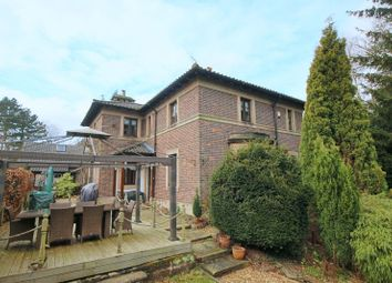 Thumbnail 4 bed detached house for sale in Park Drive, Trentham, Stoke-On-Trent
