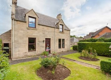 Thumbnail 4 bed detached house for sale in Ednam Road, Kelso, Borders