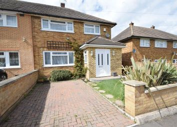 Thumbnail 3 bed semi-detached house for sale in Wentworth Avenue, Luton