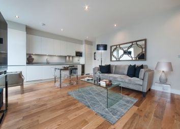 Thumbnail 1 bed flat for sale in Elgin Avenue, London