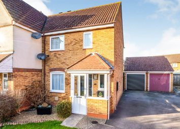 Ottery Way, Didcot OX11. 2 bed end terrace house for sale