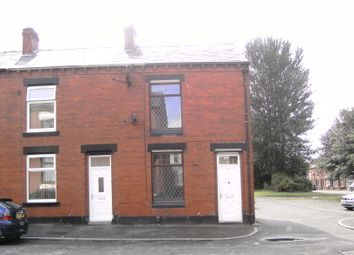 Thumbnail 2 bed end terrace house to rent in County Street, Hollinwood, Oldham