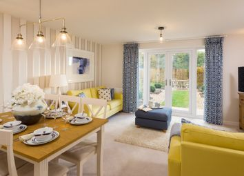 """Thumbnail 3 bedroom terraced house for sale in """"Nugent"""" at Snowley Park, Whittlesey, Peterborough"""