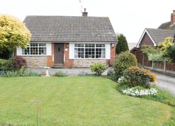 Thumbnail 3 bed detached bungalow for sale in Pit Lane, Crewe