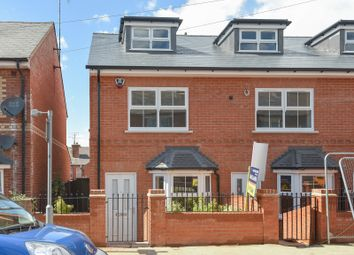 Thumbnail 3 bed end terrace house for sale in Brighton Road, Reading