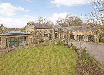 Thumbnail 5 bed barn conversion for sale in Eccup Lane, Leeds