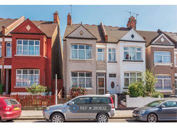 Thumbnail 3 bed end terrace house to rent in Grange Park Road, Thornton Heath