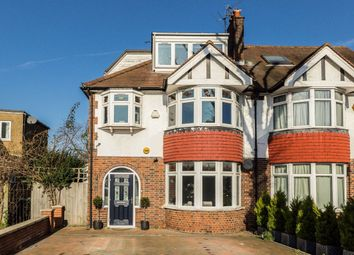 4 bed semi-detached house for sale in Brunswick Road, London W5