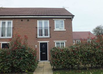 Thumbnail 1 bed town house to rent in Rubys Walk, Fernwood, Newark