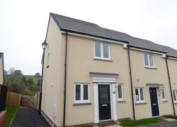 Thumbnail 2 bed detached house to rent in Elizabeth Penton Way, Bampton, Tiverton
