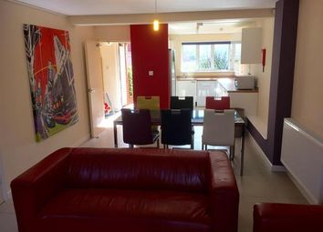 Thumbnail 6 bed terraced house to rent in Montpelier Road, Nottingham