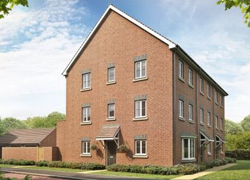 "Thumbnail 3 bed end terrace house for sale in ""Durrington"" at Locksbridge Road, Picket Piece, Andover"