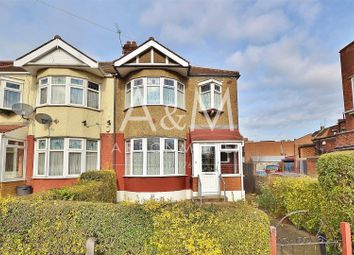 Thumbnail 3 bed end terrace house for sale in Fremantle Road, Barkingside, Ilford