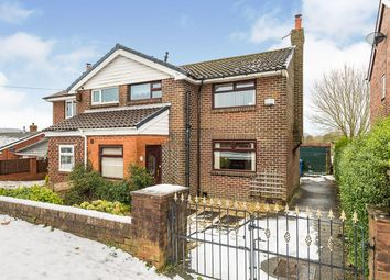 Thumbnail 2 bed semi-detached house for sale in Kirkstall Road, Chorley, Lancashire