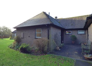 Thumbnail 2 bed detached bungalow to rent in Headbourne Worthy, Winchester, Hampshire