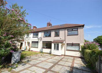 Thumbnail 4 bed end terrace house for sale in Elm Avenue, Upton, Wirral