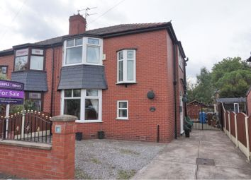 Thumbnail 3 bed semi-detached house for sale in St. Georges Square, Oldham