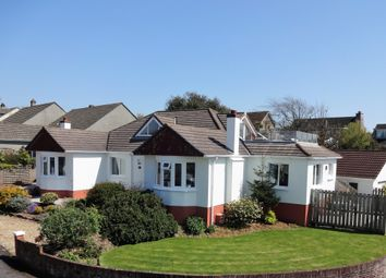 Thumbnail 5 bed detached bungalow for sale in Valley Drive, Wembury