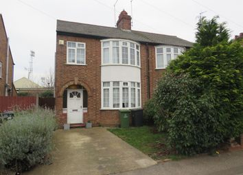 Thumbnail 3 bed detached house for sale in Glebe Road, Peterborough