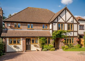 Thumbnail 6 bed detached house for sale in Valleyview Close, Highwoods, Colchester