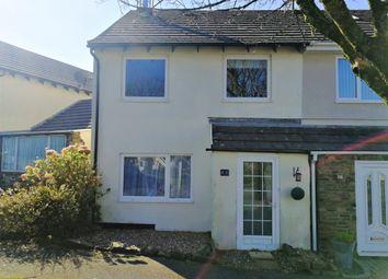 Thumbnail 3 bed semi-detached house for sale in Furze Park Road, Bratton Fleming, Barnstaple