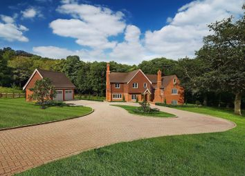 Thumbnail 5 bed detached house for sale in Gardeners Hill Road, Wrecclesham, Farnham