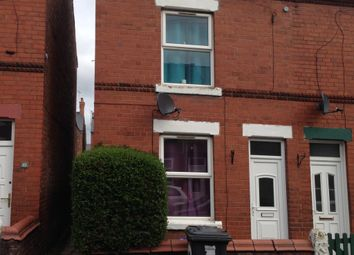 Thumbnail 2 bedroom end terrace house to rent in Peel Street, Wrexham