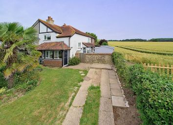 Thumbnail 3 bed property for sale in Downs Road, Chichester