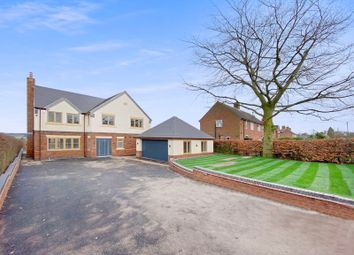 Thumbnail 5 bed detached house for sale in Meadow View House, Haddon Lane, Chapel Chorlton