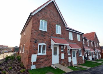 Thumbnail 2 bed end terrace house for sale in Carsons Drive, Great Cornard, Sudbury