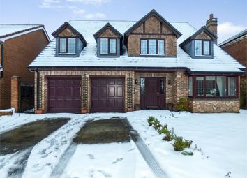 Thumbnail 6 bed detached house for sale in Hartbushes, Station Town, Wingate, Durham