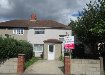 Thumbnail 3 bed semi-detached house for sale in Lloyds Terrace, Dunscroft, Doncaster