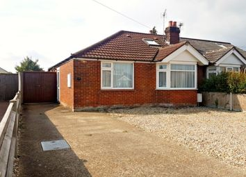 Thumbnail 3 bed semi-detached bungalow to rent in Morpeth Avenue, Totton, Southampton