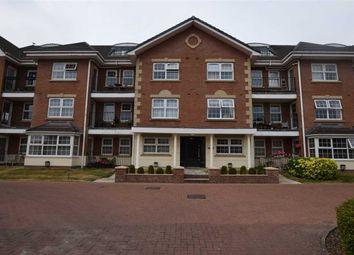 Thumbnail 2 bed flat to rent in Manor Apartments, Poulton Gardens, Poulton-Le-Fylde