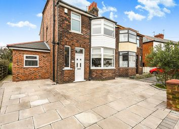 Thumbnail 3 bed semi-detached house for sale in Kiln Lane, Eccleston, St. Helens