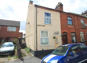 Thumbnail 3 bed end terrace house for sale in Manor Street, Hinckley