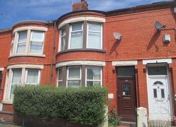 Thumbnail 3 bed property to rent in Poulton Road, Wallasey